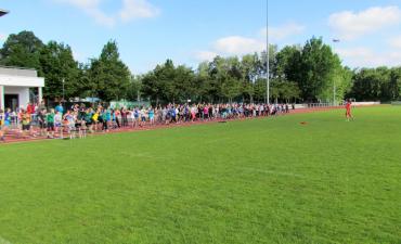 Sportfest in Hohen Neuendorf