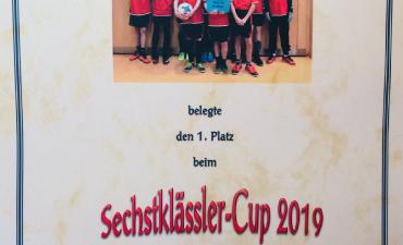 Erfolgreiche Teilnahme am Sechstklässler-Cup 2019_2